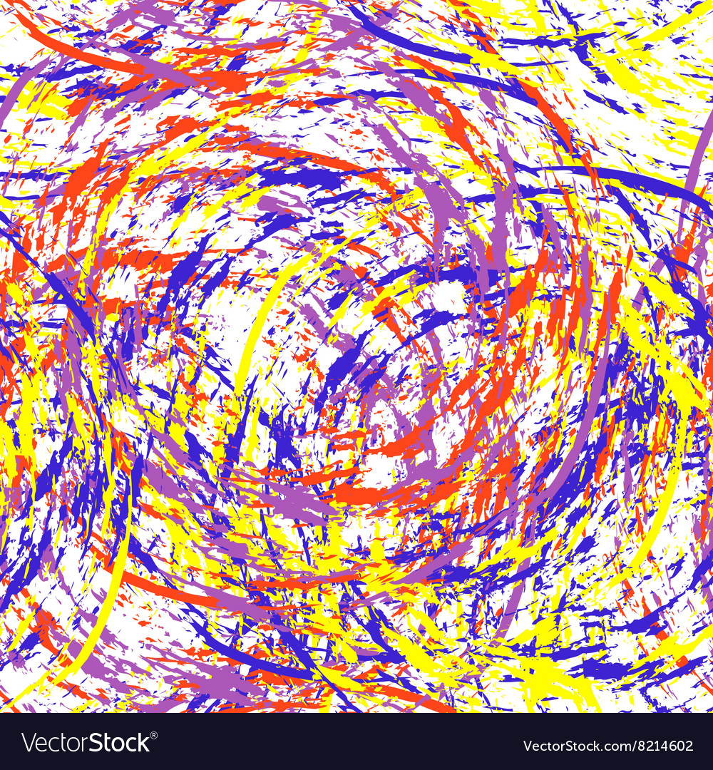 Colored grunge pattern