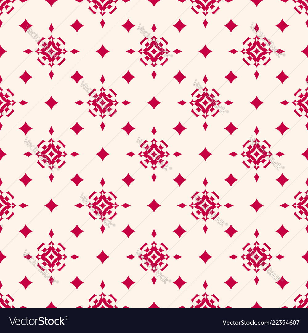 Christmas seamless pattern with star shapes magic