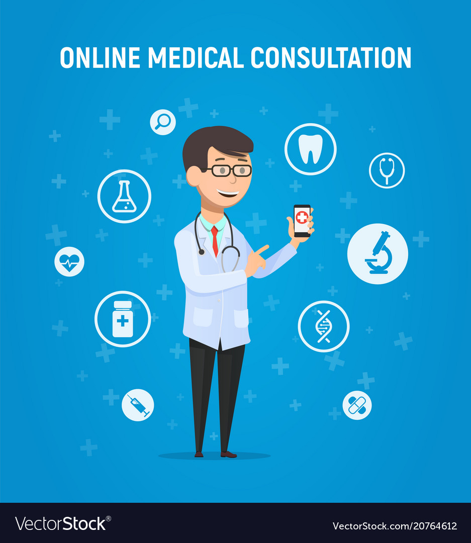 Online medicine doctor with