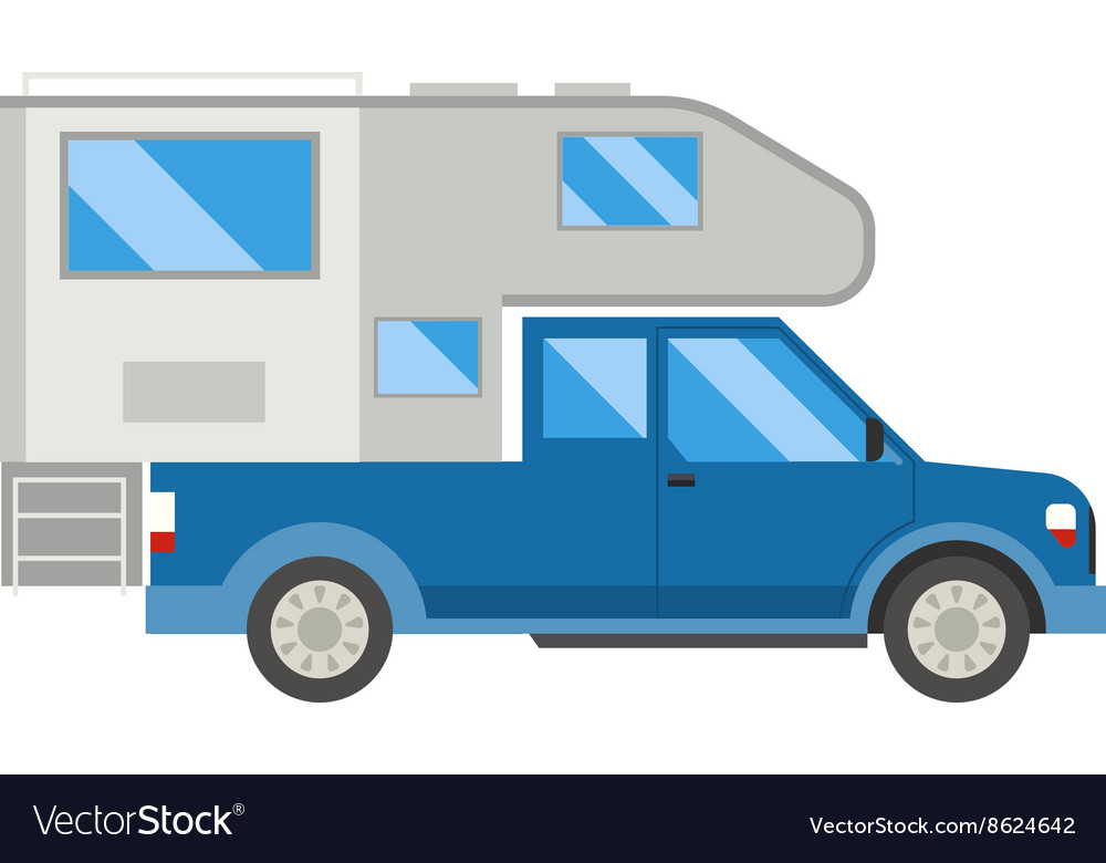 Camping truck car