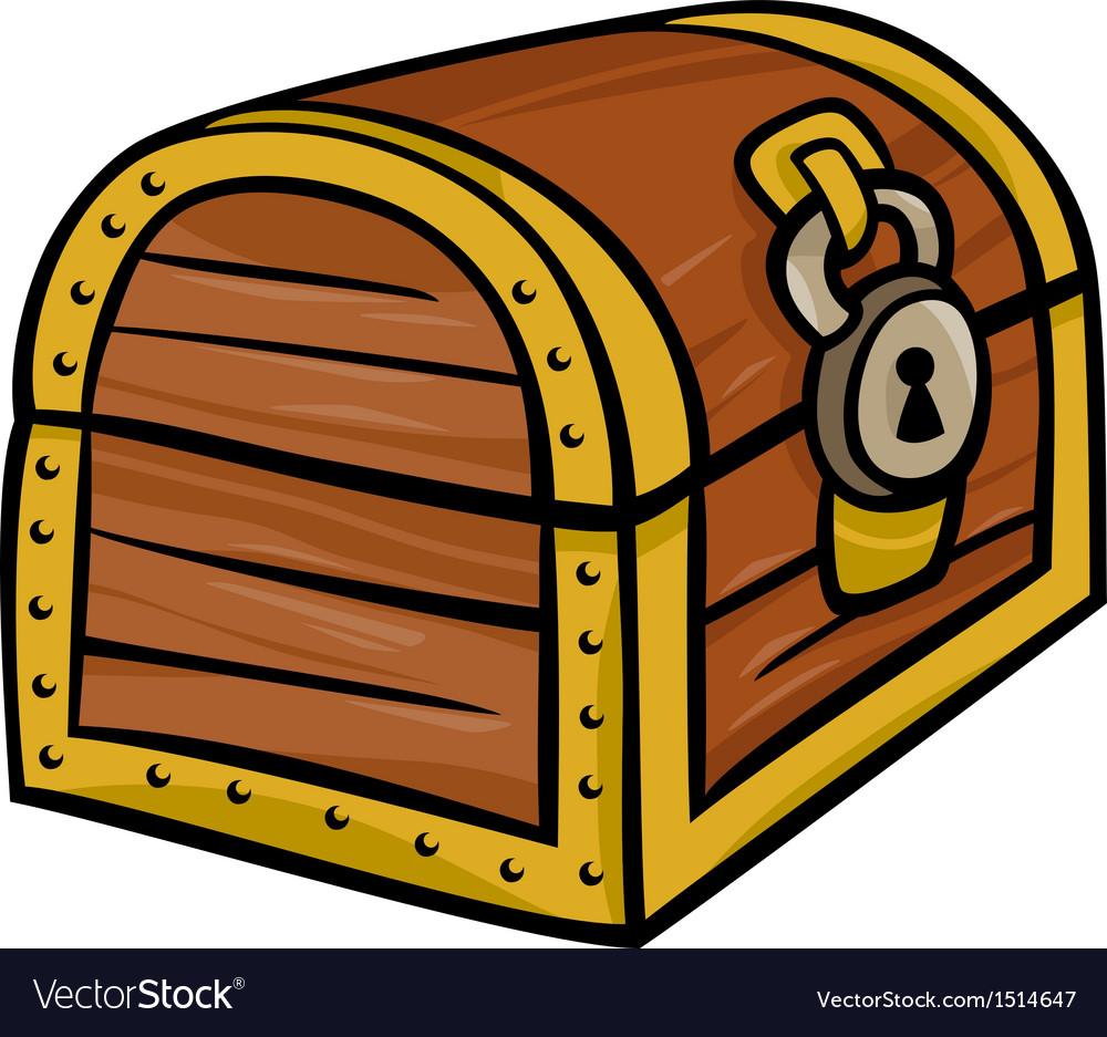 Free Treasure Chest Clipart