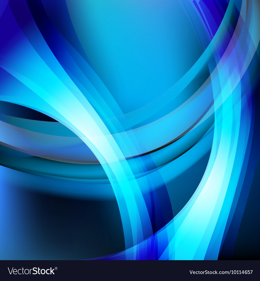 Abstract blue background EPS 10