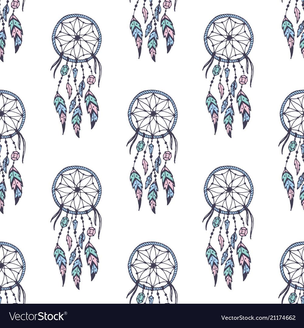 Creative boho style frames mady ethnic