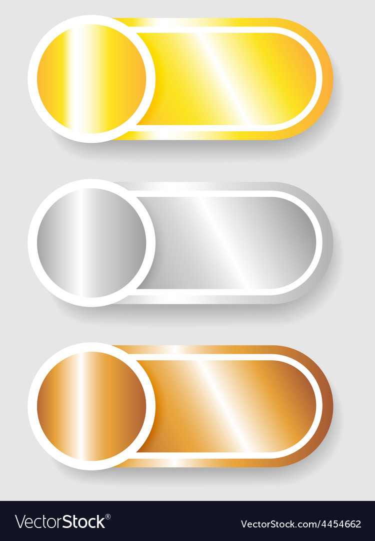 Set 3 of circle and cylinder labels