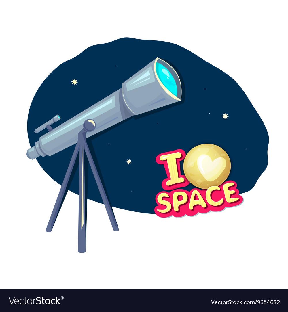 I love space
