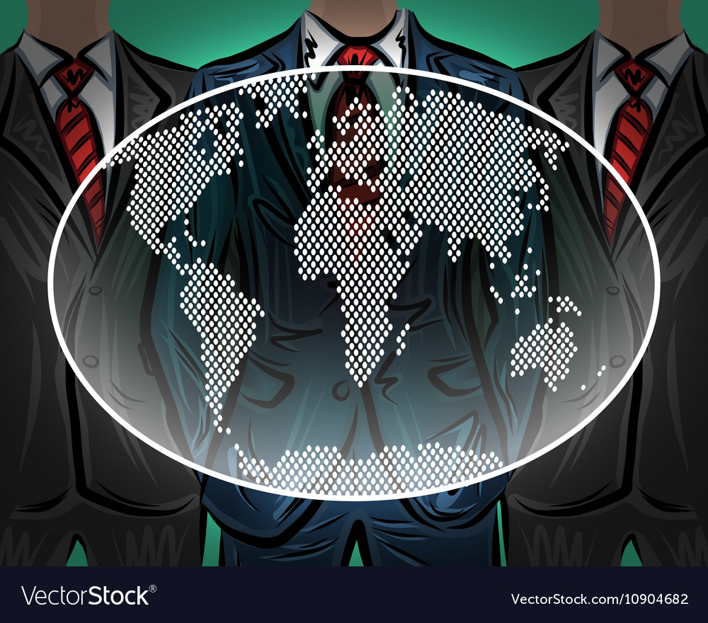 Network international worldwide business team
