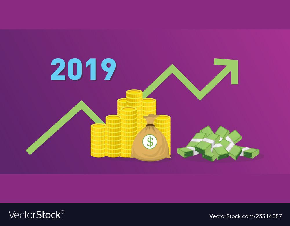 2019 new year company financial finance target