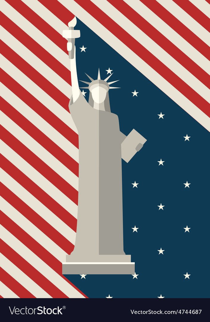 July 4 th independence day statue liberty usa