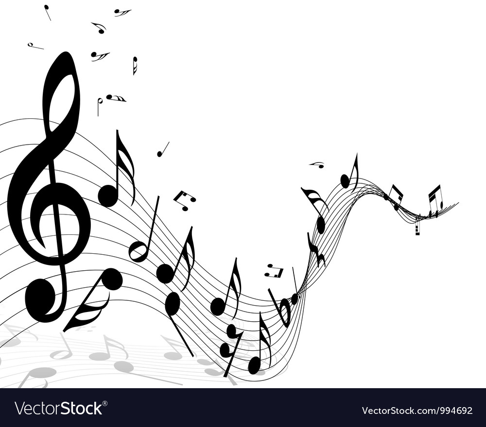 music royalty free vector image vectorstock rh vectorstock com music vector packages for sale music vector free