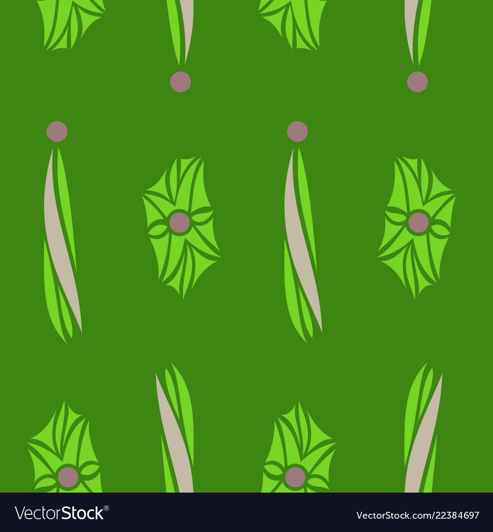 Seamless texture with floral background vintage