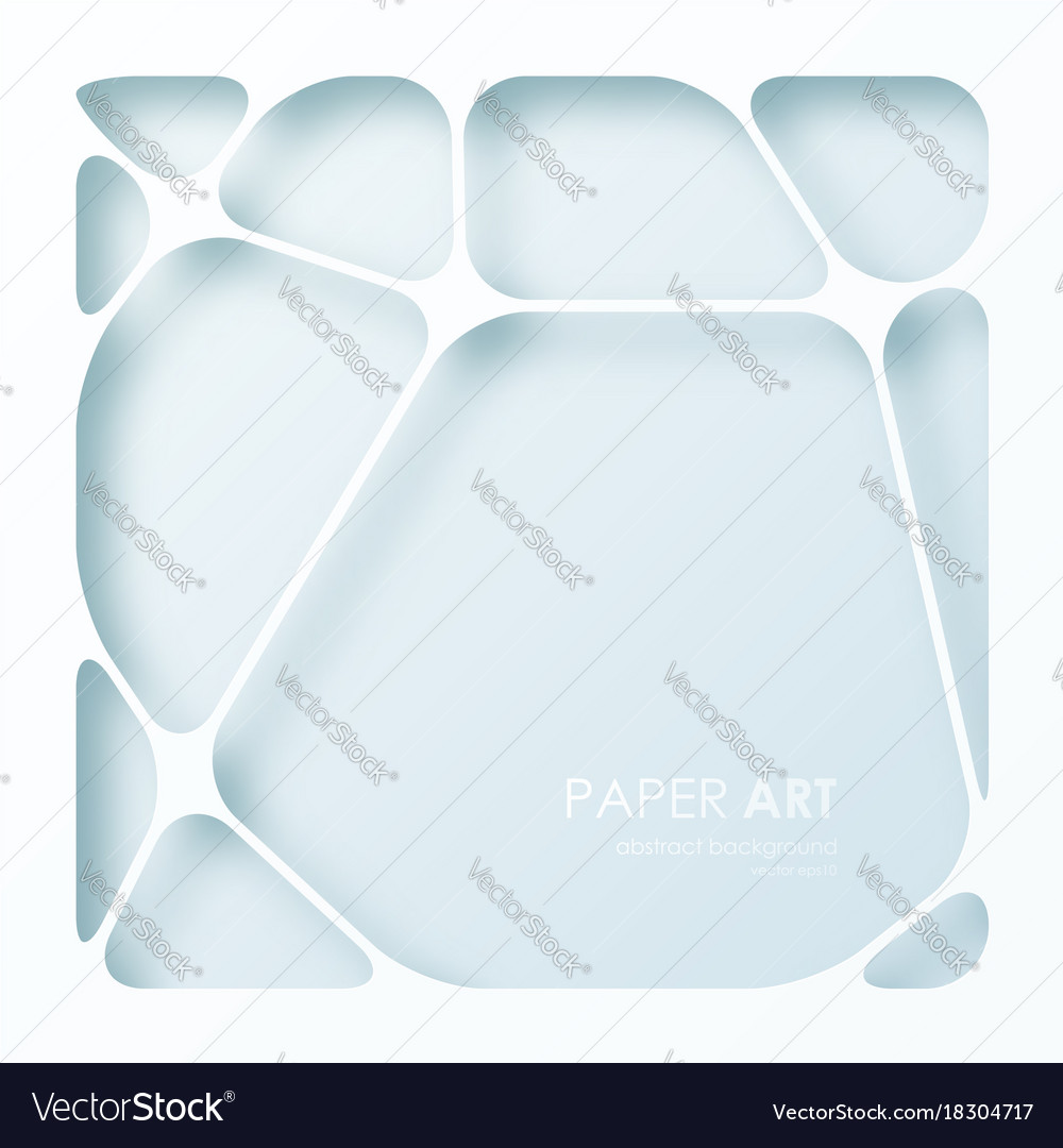 Abstract background of paper web