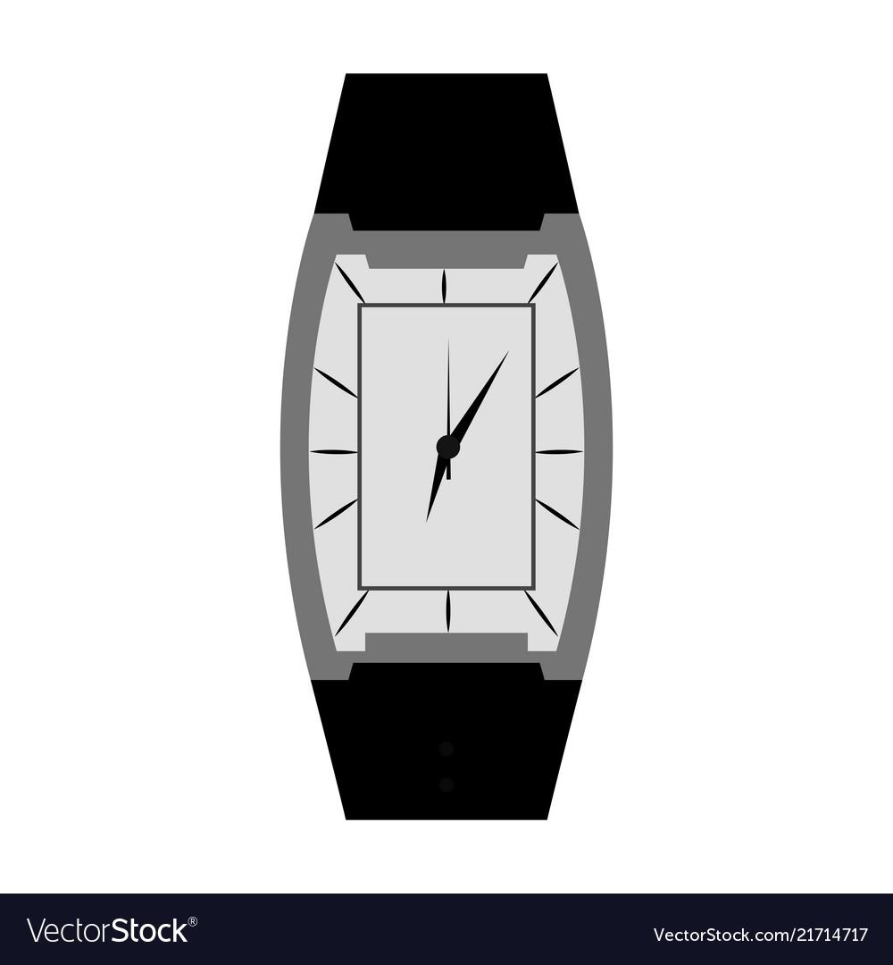 Abstract clock