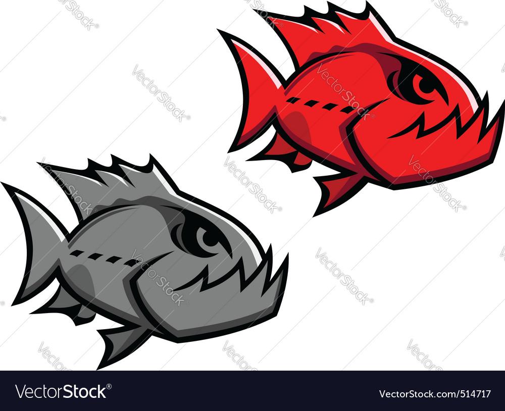 Danger piranha