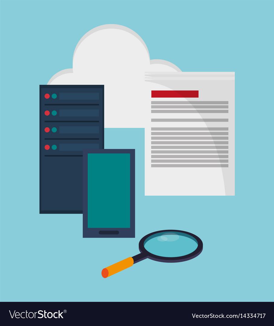 Data center technology equipment storage document