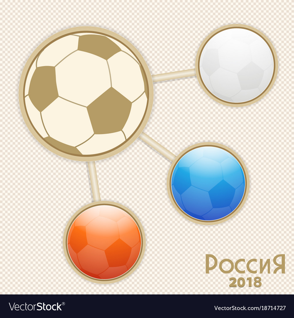 Russia world cup infographic