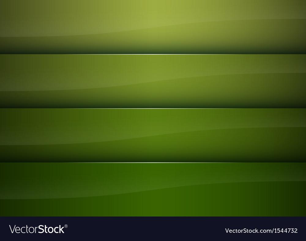 Background green stripe