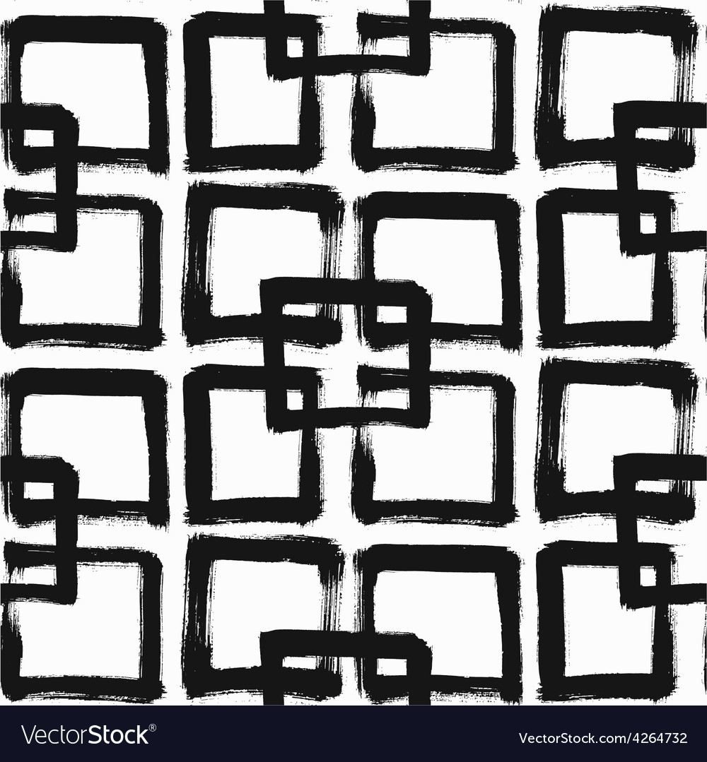 Square Grunge Background