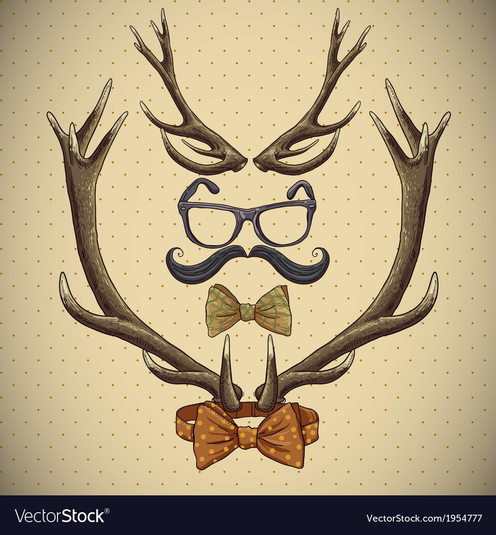 how to make dear antlers