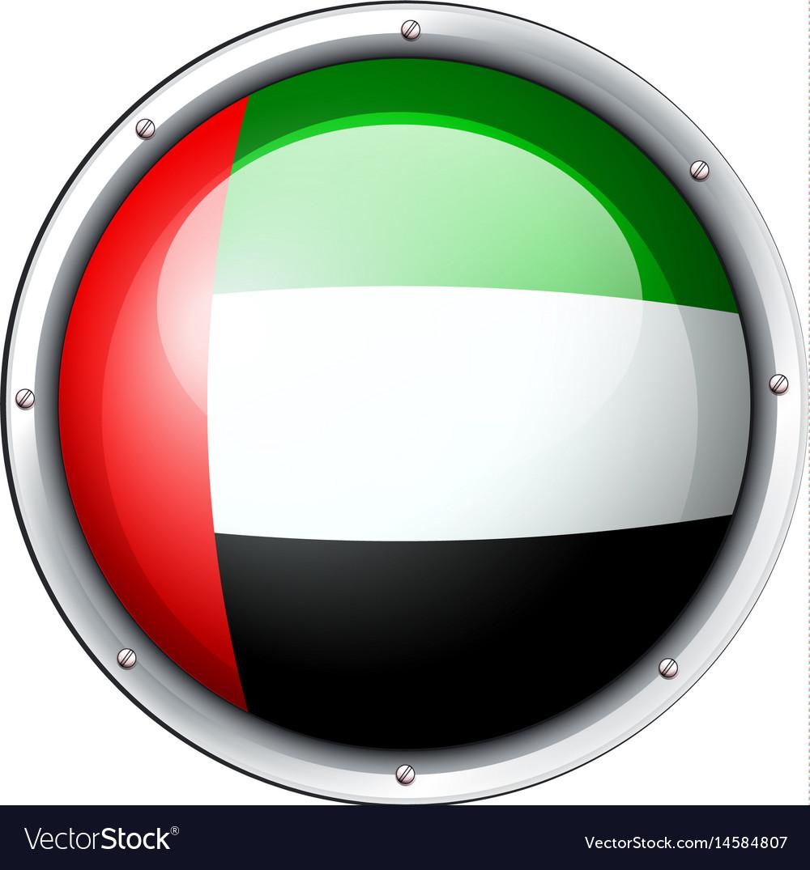 Badge design for arab emirates