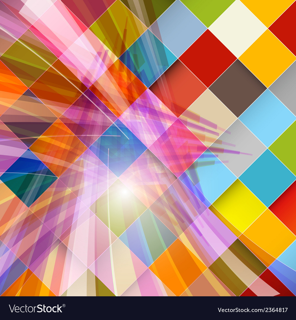 Abstract Modern Transparent Background with
