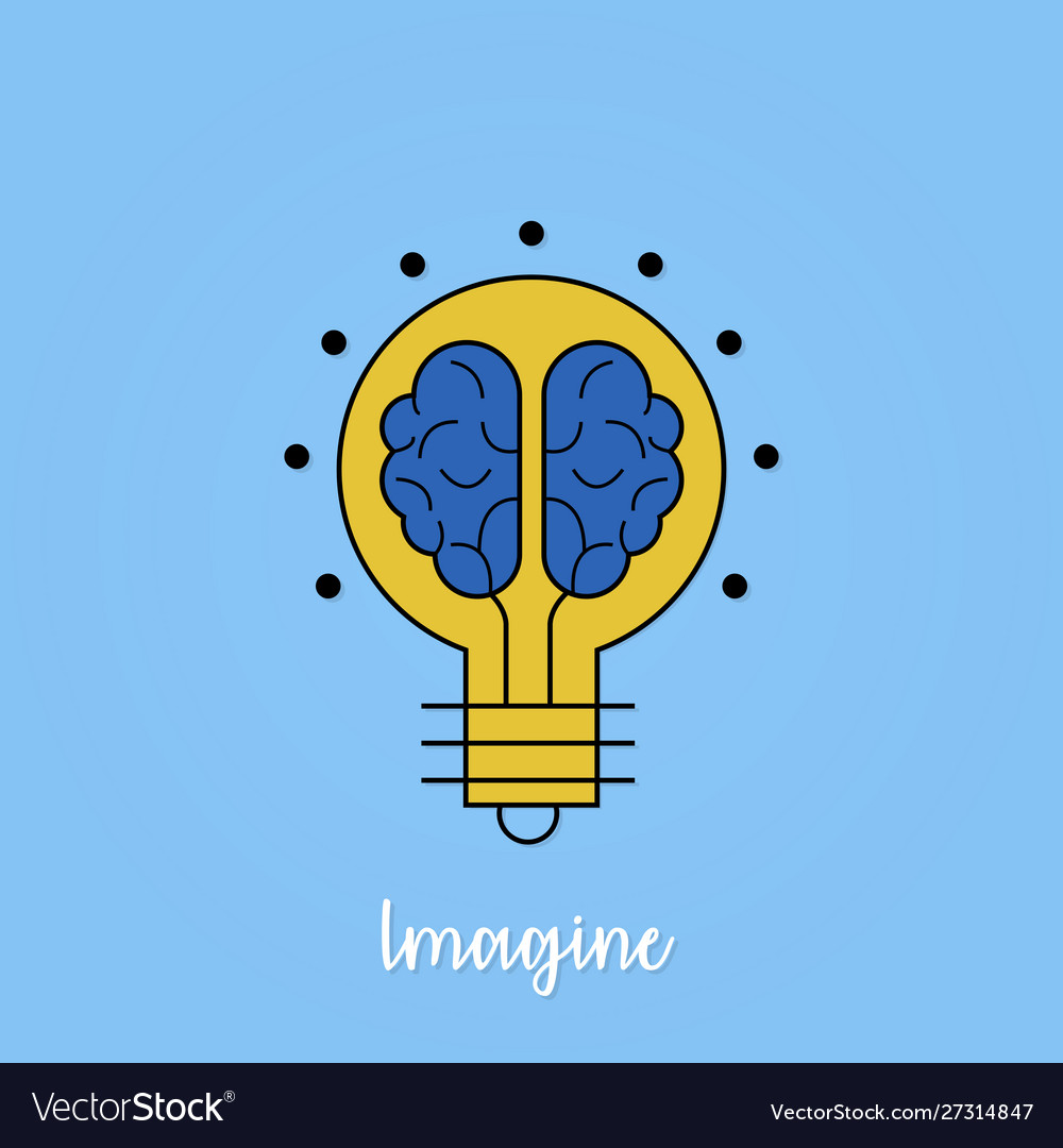 Creative Imagination Business Bulb Design Vector Image,Best Mousetrap Car Designs For Distance And Speed