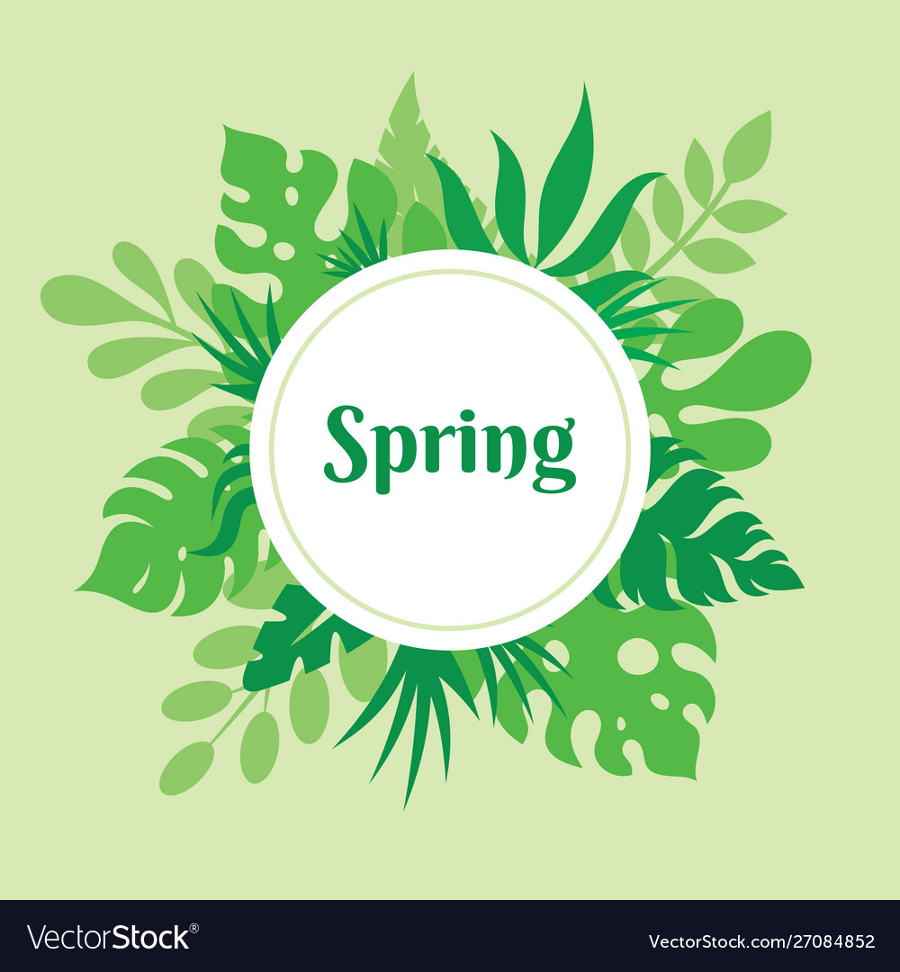 Spring - concept poster
