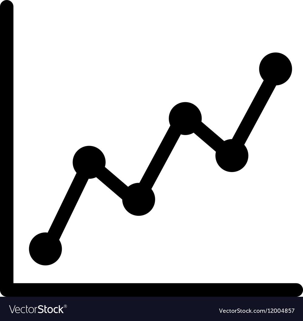 Chart Icon Flat