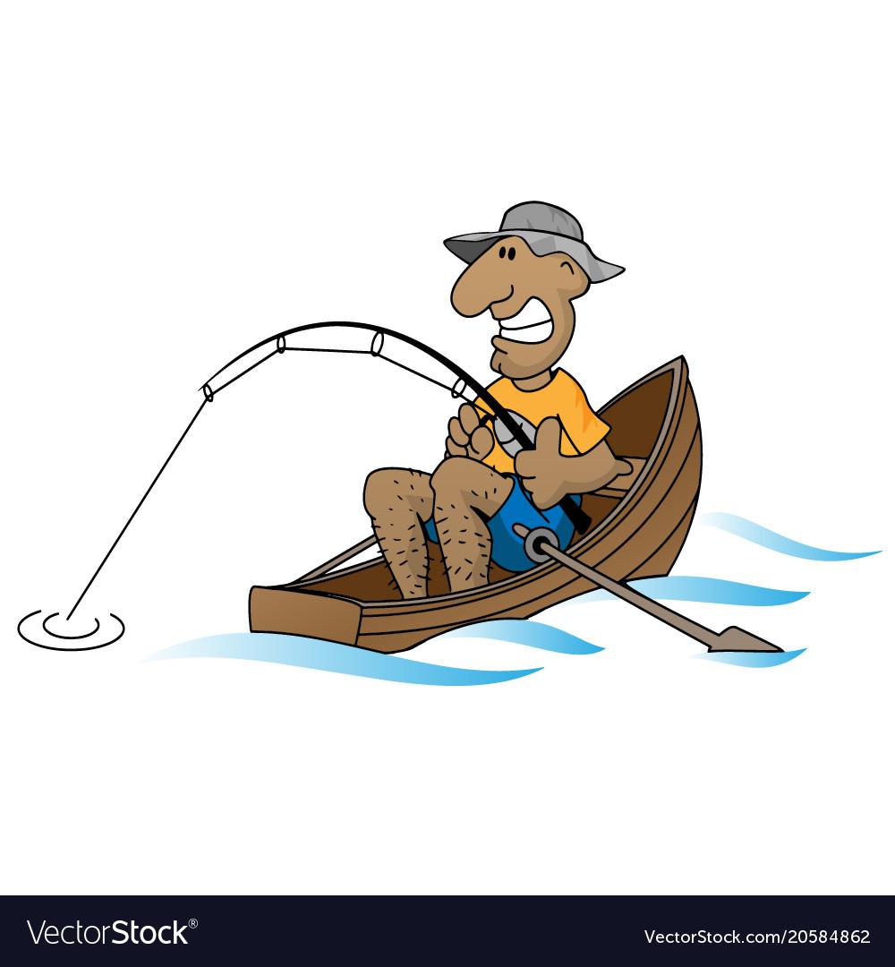 Fishing Boat Cartoon Cartoon Images ...