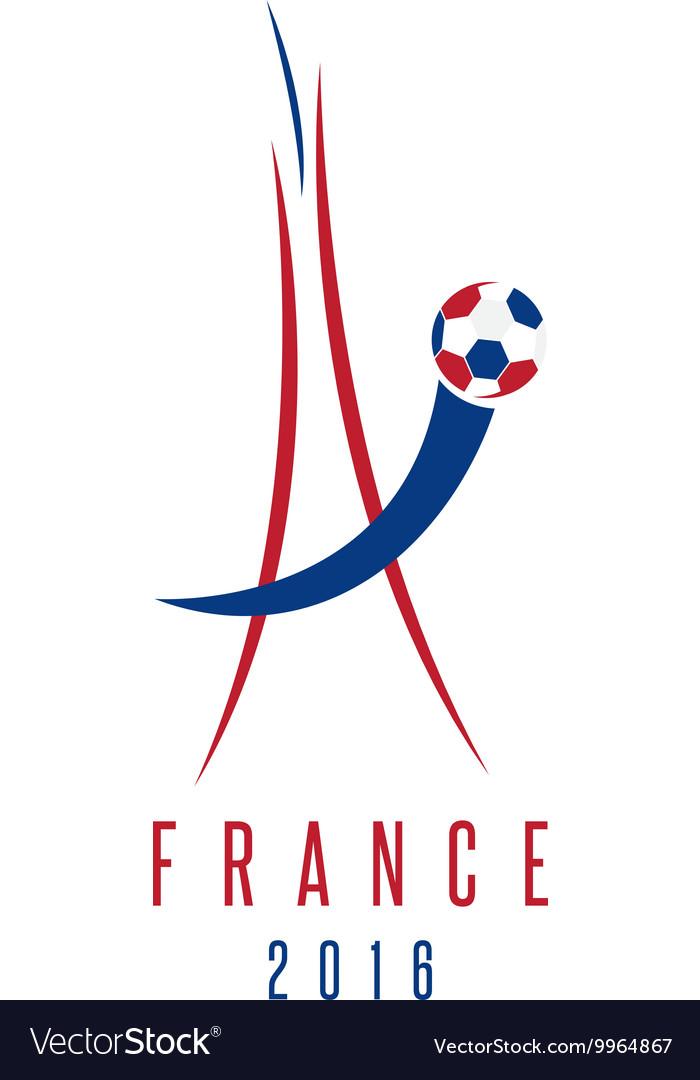 Football european championship 2016 in France