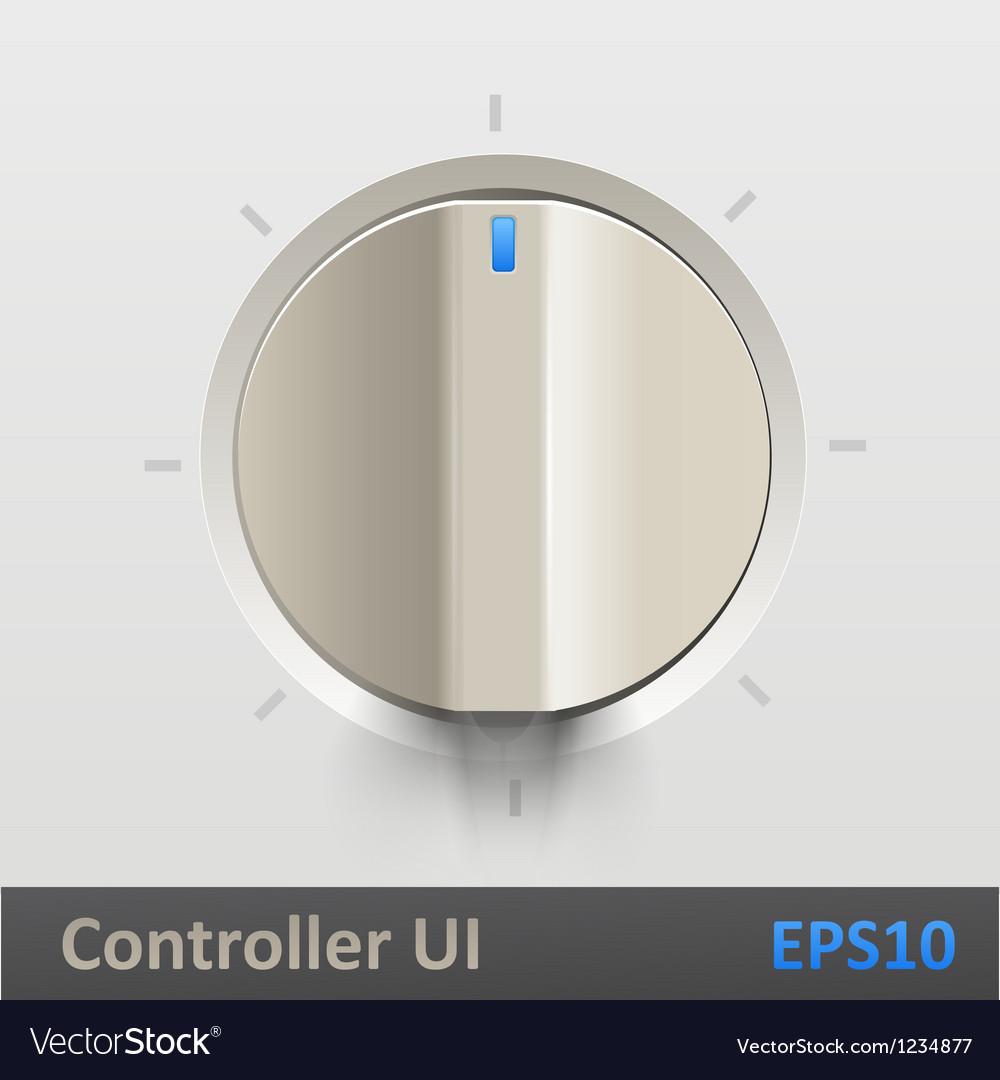 Control knob regulator