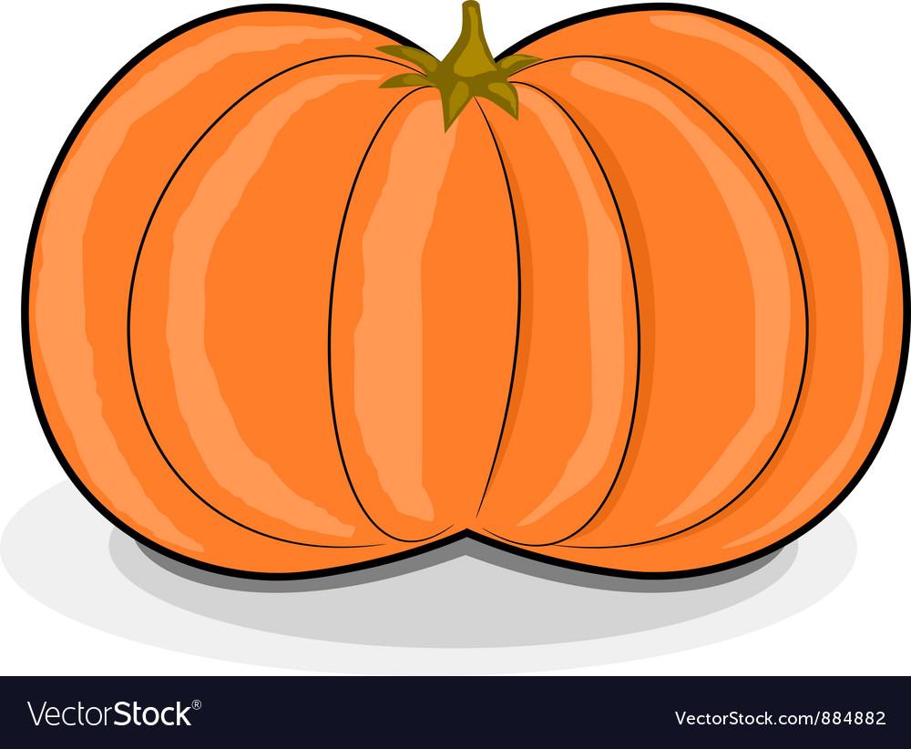 Cartoon pumpkin royalty free vector image vectorstock cartoon pumpkin vector image thecheapjerseys Gallery
