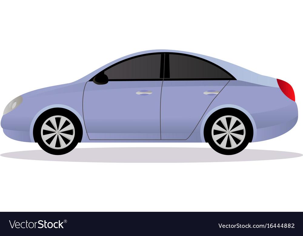 Liftback car body type