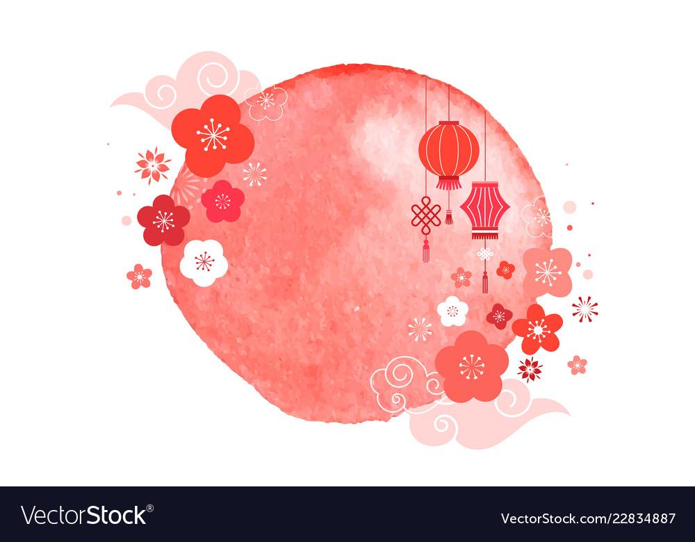 Happy chinese new year 2019 year pig
