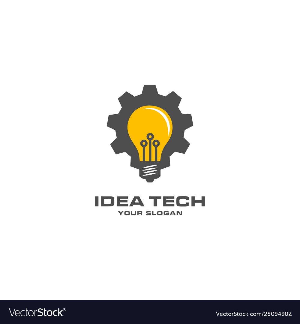 Idea tech vector