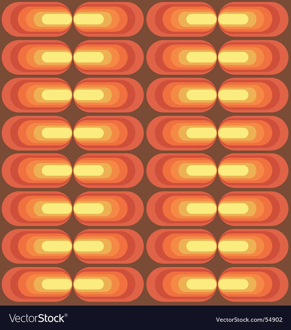 Retro pattern series