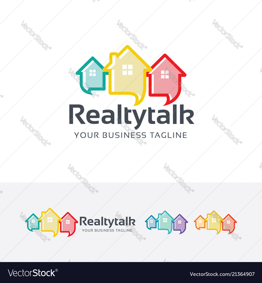 Real estate consulting logo
