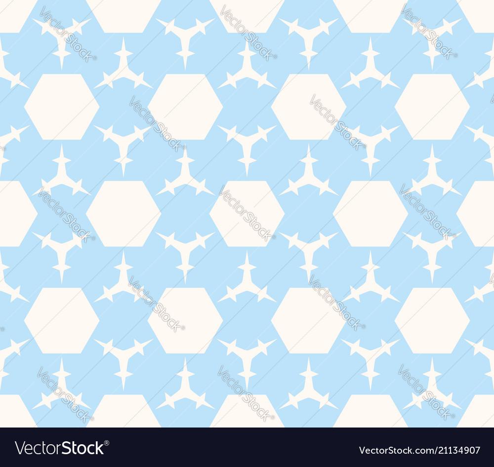 Subtle geometric pattern in soft pastel colors