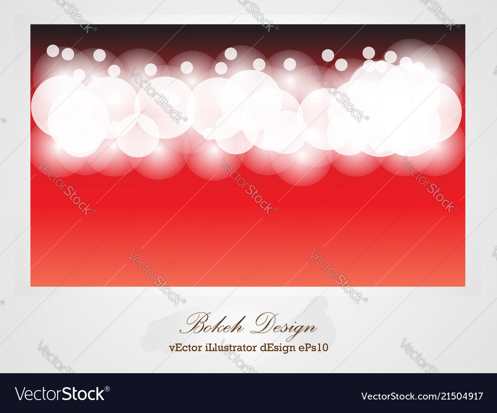 Abstract background blue bokeh circles for happy