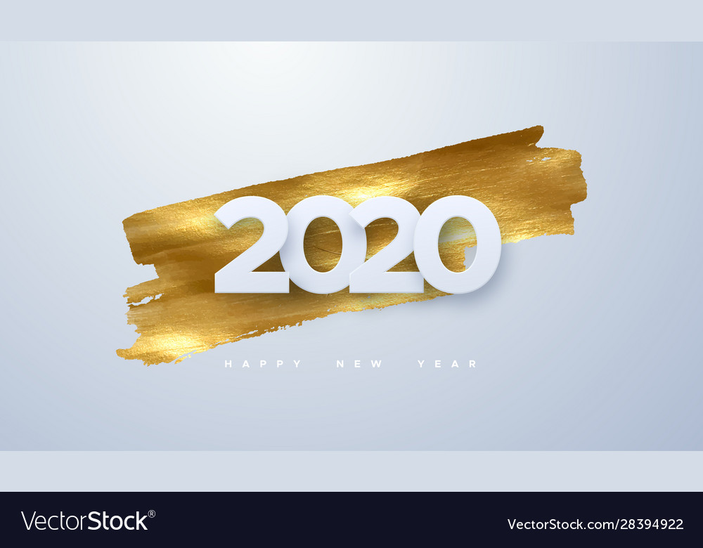 Happy new 2020 year