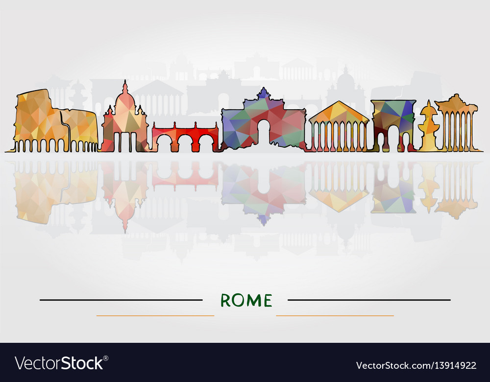 Historic buildings of rome