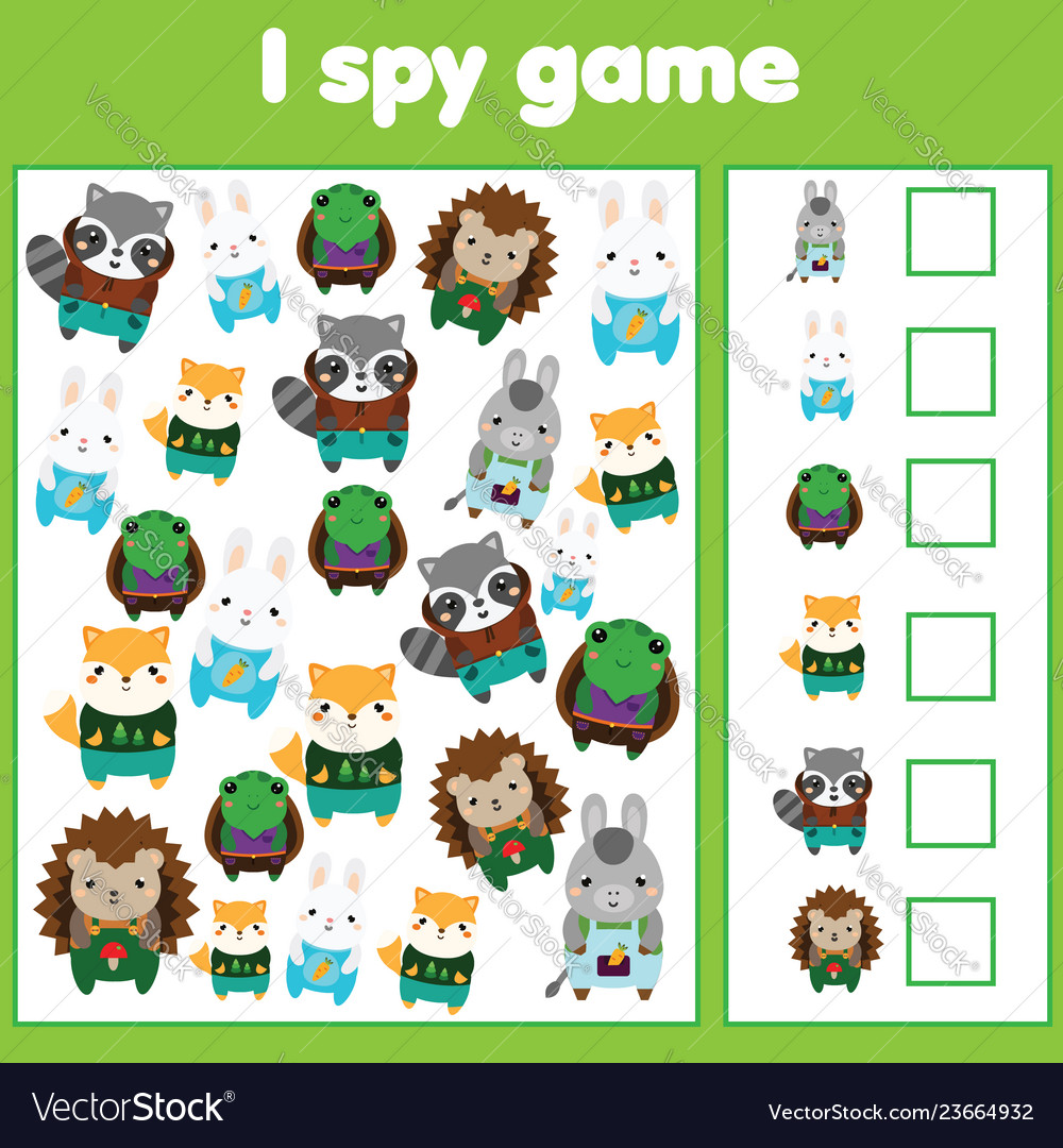 I Spy Pictures >> I Spy Game For Toddlers Find And Count Objects