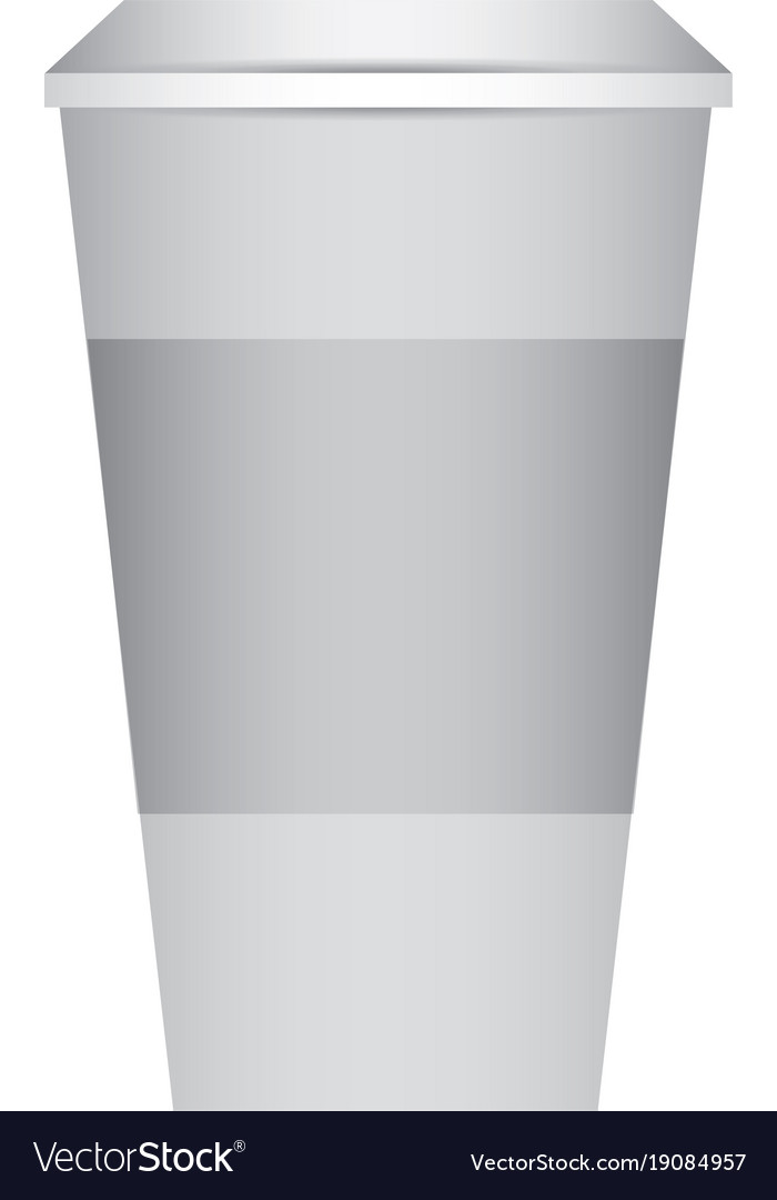 coffee paper cup template blank corporate identity