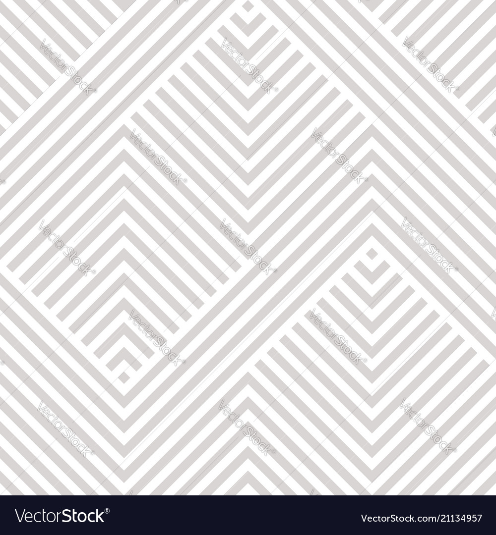 Geometric seamless pattern white and gray texture