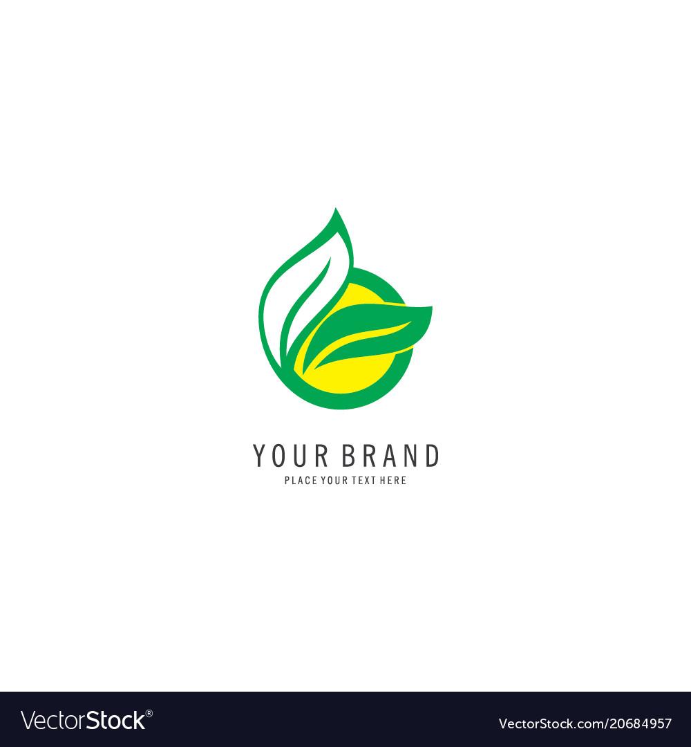 Leaf logo