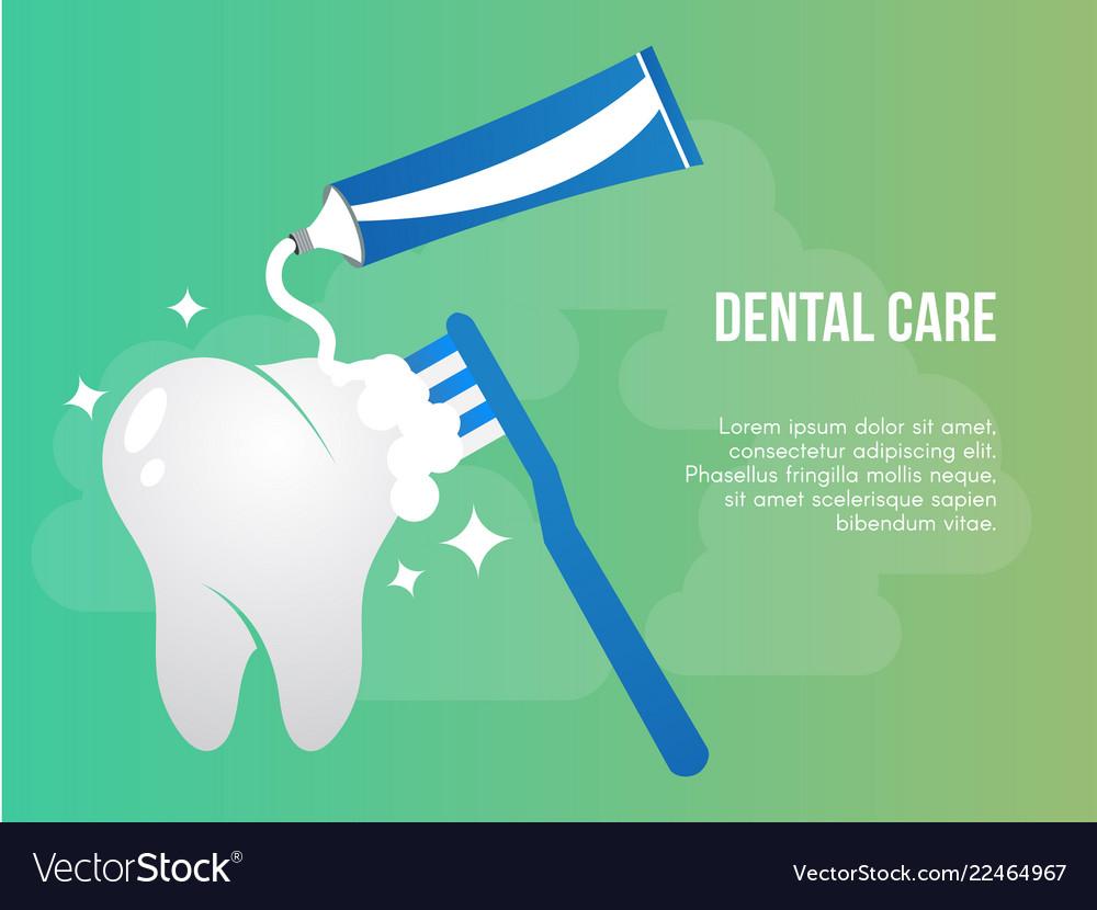 Dental care conceptual design template