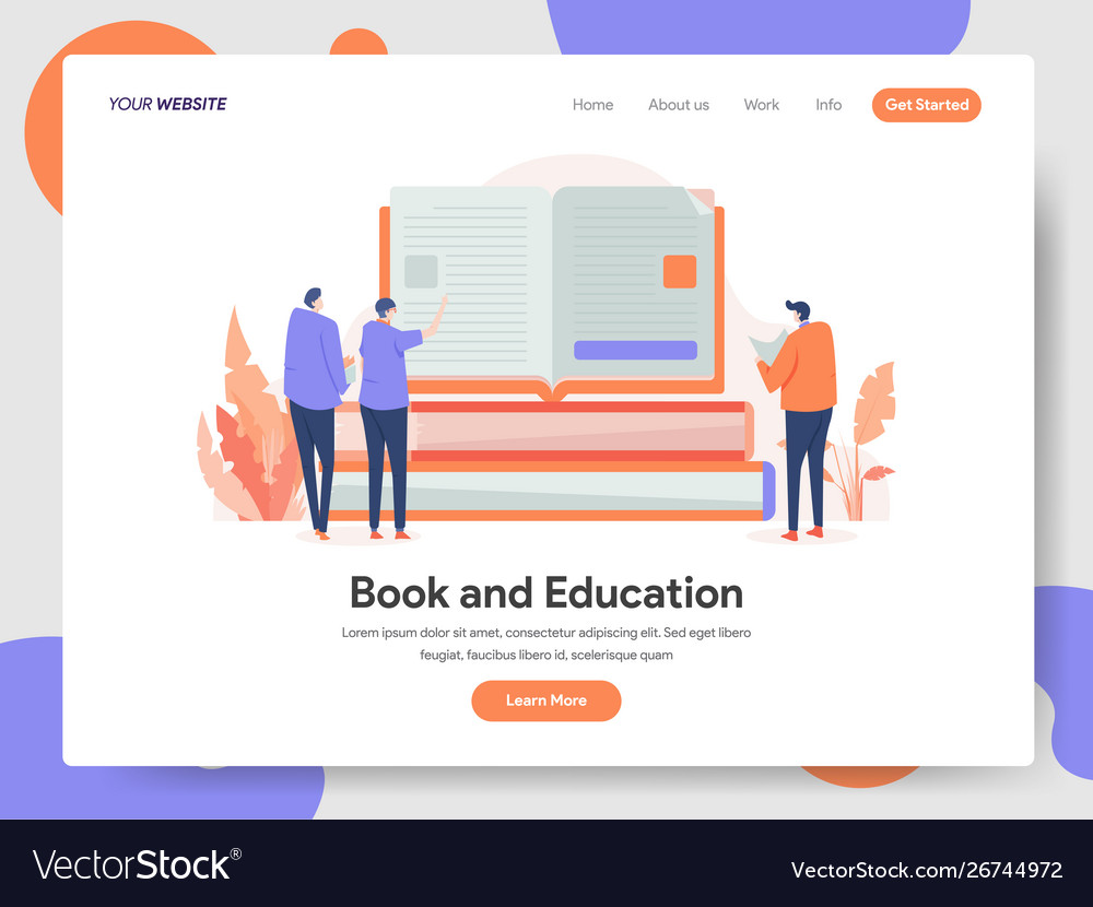 Book and education concept