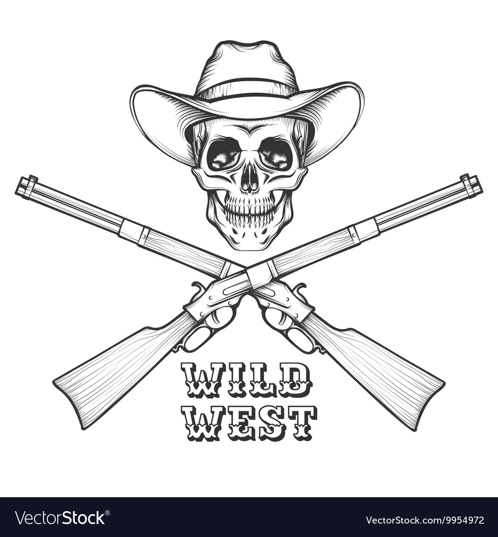 The Skull with rifles