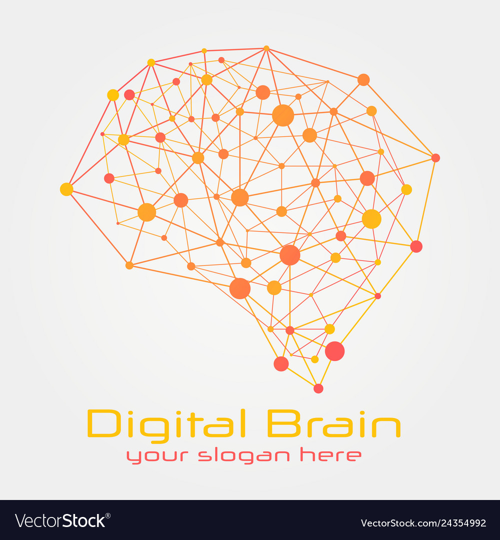 Brain concept with medical