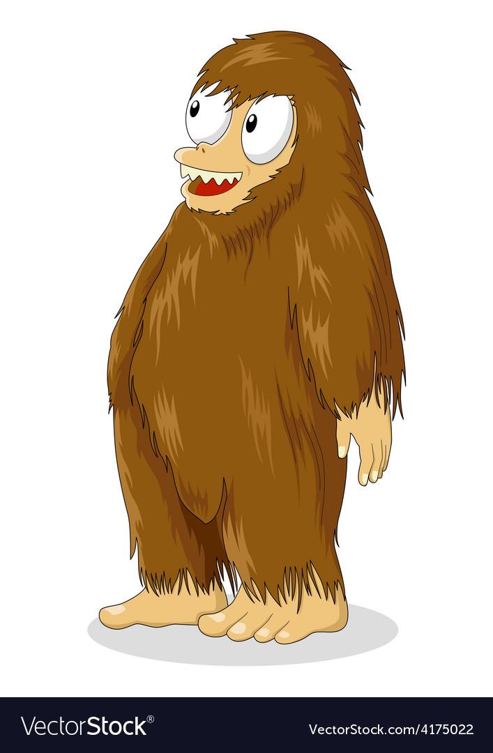 Bigfoot Cartoon