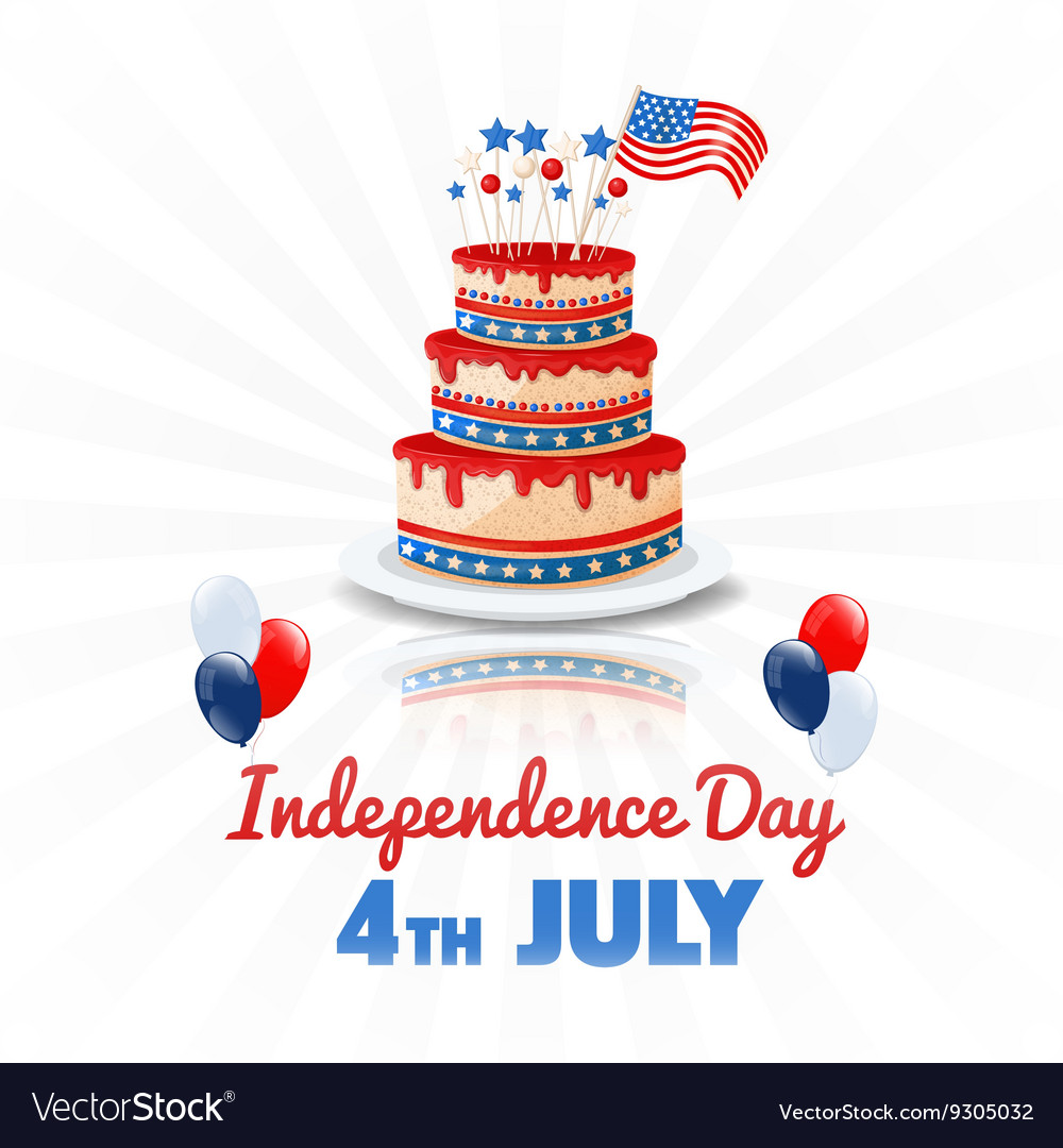 American Independence Day 4th of July USA Holiday